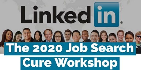 The 2020 Job Search Cure Workshop For Leadership Opportunities tickets