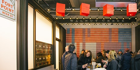 Curry Night with Fort Point and Sequoia Sake tickets