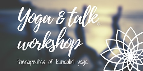 Yoga & Talk Workshop - October 2020 tickets