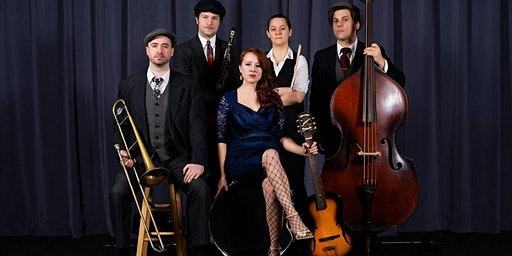Miss Myra & The Moonshiners (All Ages Swing Band Concert)