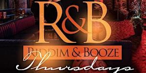 R&B THURSDAYS BROOKLYN NYC Ladies Free All Night