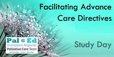 Facilitating Advance Care Directives tickets