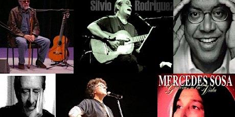 El Sur también existe - Tributo a cantautores de America del Sur entradas