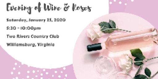 Evening of wine & roses gala