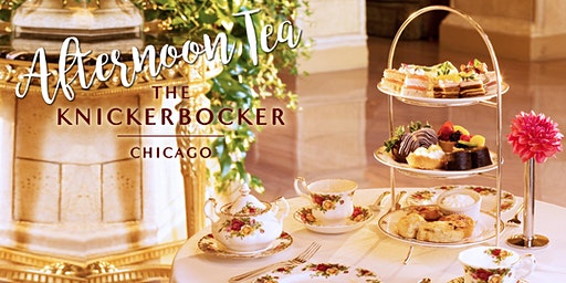 Afternoon Tea at The Knickerbocker