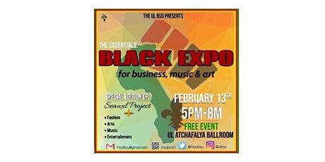 The Essentials: Black Expo for Business, Music, and Art tickets