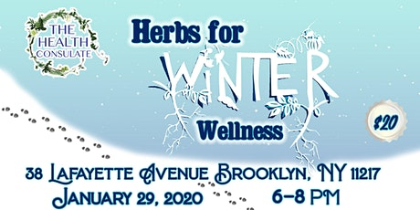 Herbal Medicine for Winter Wellness tickets