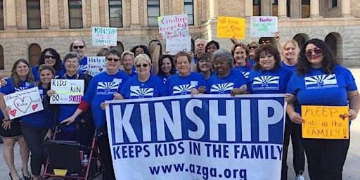 AZGA Kinship Day at the Capitol 2020