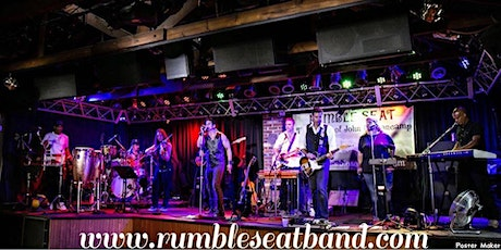 Tribute to John Mellencamp Featuring: Rumble Seat (All Ages Live Concert) tickets