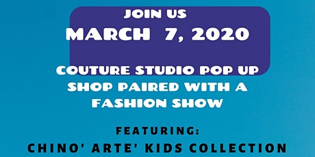 Couture Pop Up Shop Kids Collection  tickets