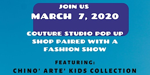 Couture Pop Up Shop Kids Collection
