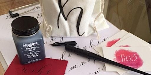 Basic Calligraphy - Valentine's Workshop