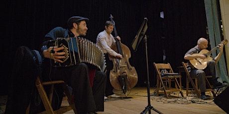 Live Tango Music: Milonga La Bruja with Trio Garufa tickets