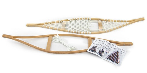 Lace Your Own Snowshoes