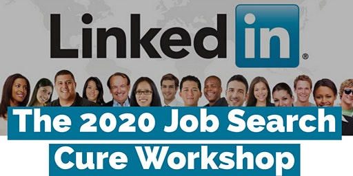 The 2020 Job Search Cure Workshop