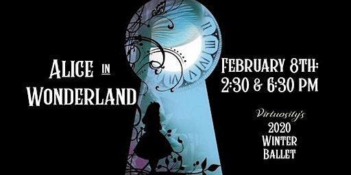 Alice in Wonderland Winter Ballet 2020 Saturday 2:30