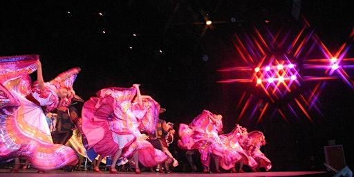 "BALLET FOLKLORICO DANCE SHOW ""Alegrias Mexicanas"" LEYENDA BALLET FOLKLORICO"