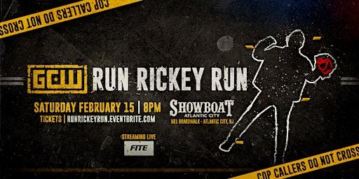 """GCW Presents """"Run Rickey Run"""""""