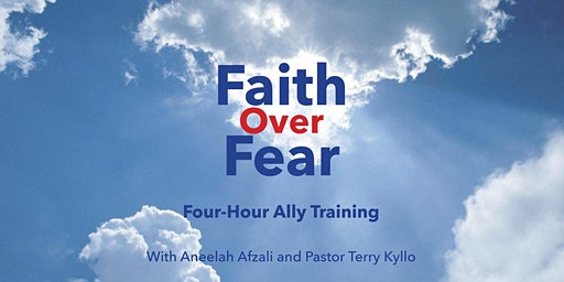 Faith Over Fear: Four Hour Ally Training