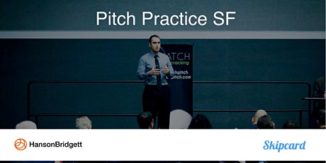 Pitch Practice SF (March 2020) tickets
