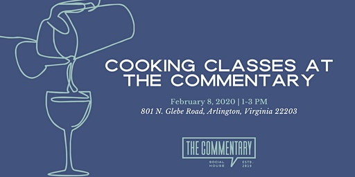 Cooking Class At The Commentary