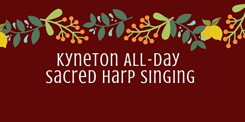Second Kyneton All-Day Sacred Harp Singing