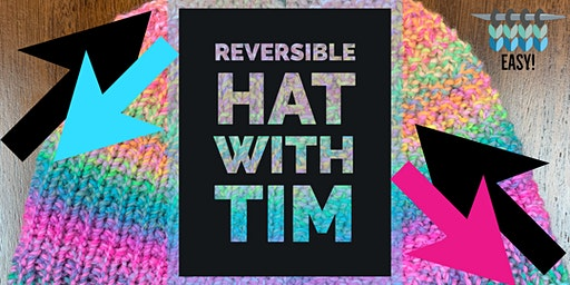 Reversible Hat with Tim