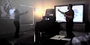 Alaska Use of Force Simulator Training