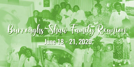 Burroughs-Shaw Family Reunion  tickets