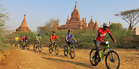 Free Travel Talk- Cycling Adventures Around the World  tickets