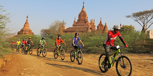 Free Travel Talk- Cycling Adventures Around the World