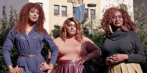 The World's First Transgender District: Founders Honey, Aria, and Janetta.