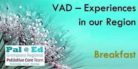 VAD - Experiences in our Region tickets