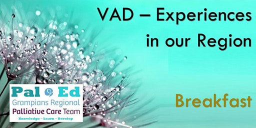 VAD - Experiences in our Region