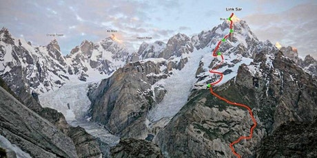 Link Sar's First Ascent: An Evening with Steve Swenson tickets