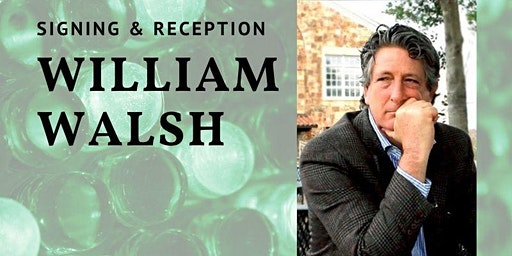 William Walsh Book Release & Signing