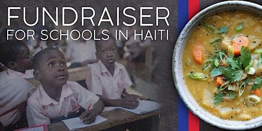 Haitian Lunch Fundraiser