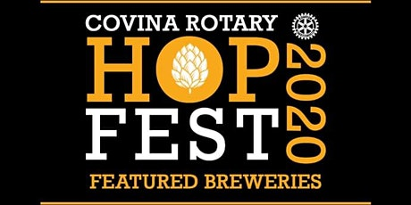 2020 Covina Rotary Hop Festival tickets