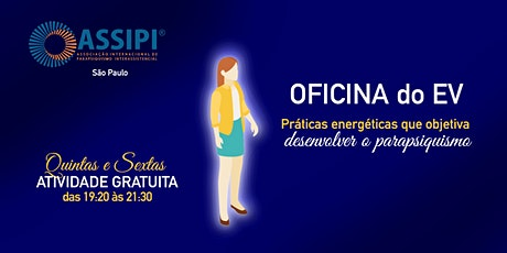Oficina do Estado Vibracional ingressos
