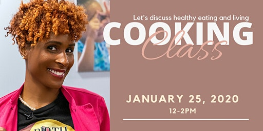 FREE Dallas Cooking class: Healthy living + eating