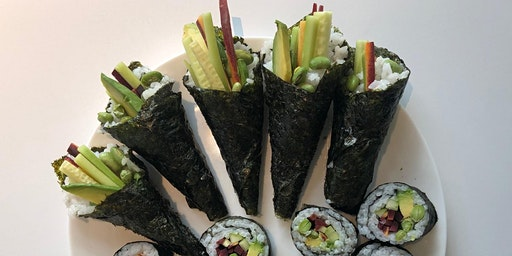 Kids in the Kitchen (ages 8-12): Sushi