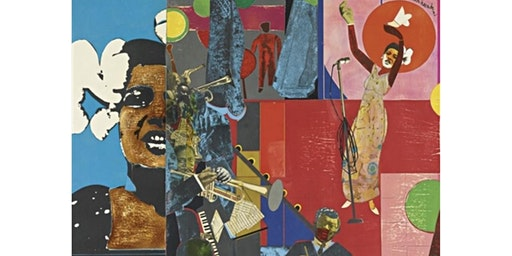 Harlem Renaissance Collage