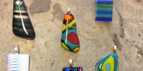 Fused Glass Pendants tickets