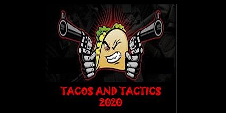 Tacos and Tactics tickets