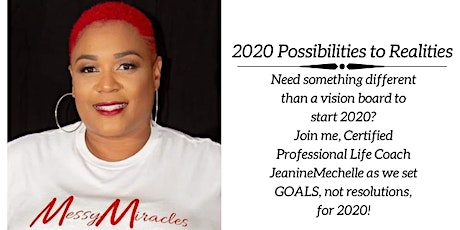 2020 Possibilities to Realities  tickets