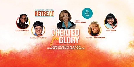 Chayil Women International Retreat 2020 tickets