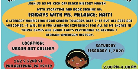 Kick Off Black History Month! tickets