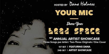 Your Mic:  Artist Showcase tickets