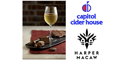 GUIDED TASTING: Cider & Chocolate tickets