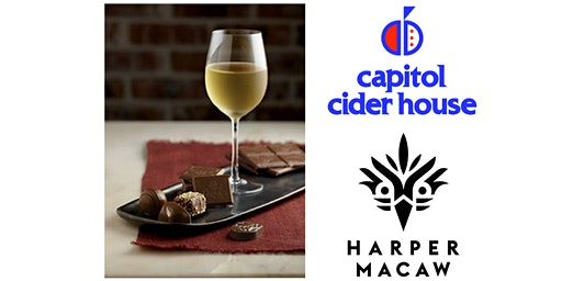 GUIDED TASTING: Cider & Chocolate